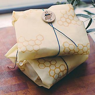 Bee's Wrap Reusable Sandwich Wrap 33 x 33cm alt image 2