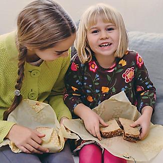 Bee's Wrap Reusable Sandwich Wrap 33 x 33cm alt image 6