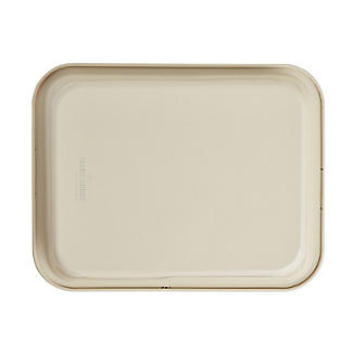 Mary Berry with Lakeland Cream Enamel 41cm Roaster – Large alt image 6