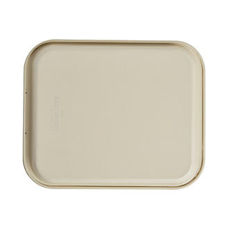 Mary Berry with Lakeland Cream Enamel 30cm Oven Tray – Small alt image 6