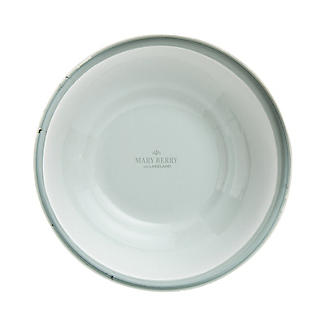 Mary Berry with Lakeland Cream and Green Enamel Pudding Basin 17cm alt image 4