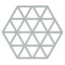 Zone Denmark Triangles Silicone Trivet – Nordic Sky