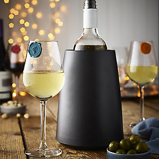 Vacu Vin Active Wine Cooler Elegant Black alt image 2