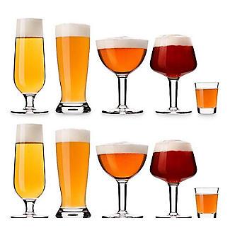 Vacu Vin Beer Tasting Glass Gift Set