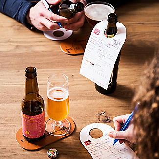Vacu Vin Beer Tasting Glass Gift Set alt image 2