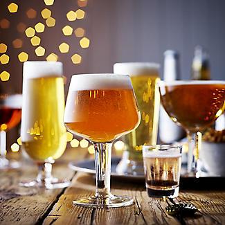 Vacu Vin Beer Tasting Glass Gift Set alt image 3