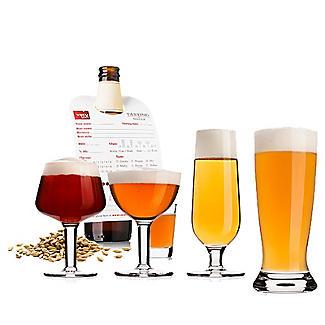 Vacu Vin Beer Tasting Glass Gift Set alt image 4