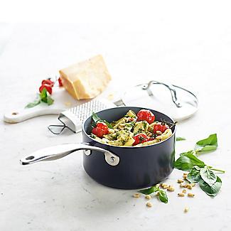 GreenPan Venice Pro 16cm Saucepan with Lid alt image 6