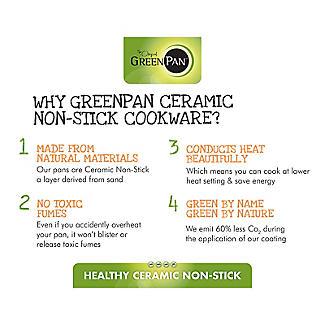 GreenPan Venice Pro 18cm Saucepan with Lid alt image 5