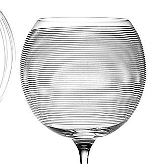 Mikasa Cheers Etched Balloon Glasses - Set of 4 alt image 6