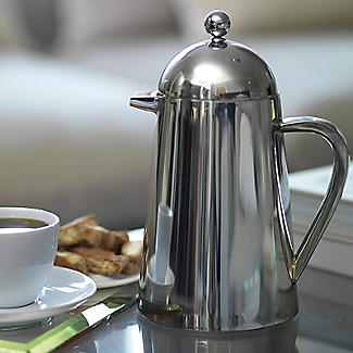 La Cafetière Thermique 3-Cup Cafetière Stainless Steel alt image 2