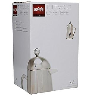 La Cafetière Thermique 3-Cup Cafetière Stainless Steel alt image 4