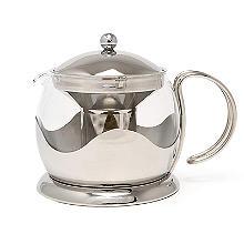 La Cafetiere Le Teapot Stainless Steel