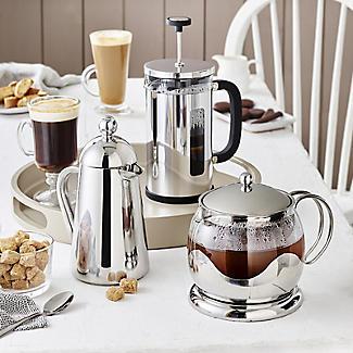 La Cafetiere Le Teapot Stainless Steel alt image 4