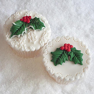 Katy Sue Designs Holly Trio Silicone Mould alt image 2