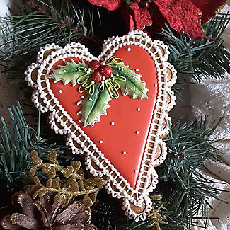 Katy Sue Designs Holly and Mistletoe Silicone Mould alt image 5