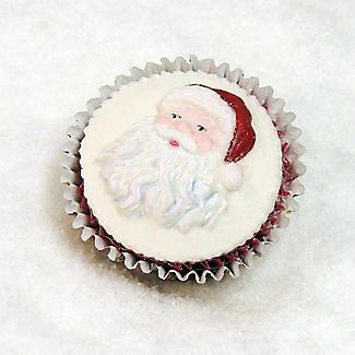 Katy Sue Designs Santa Silicone Mould alt image 3