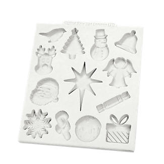 Katy Sue Designs Christmas Decorations Silicone Mould alt image 5