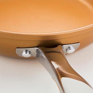 Prestige Prism 30cm Non-Stick Frying Pan – Copper alt image 6