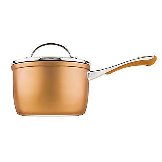 Prestige Prism 3-Piece Non-Stick Pan Set – Copper alt image 4