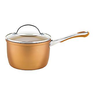 Prestige Prism 5-Piece Non-Stick Pan Set – Copper alt image 3