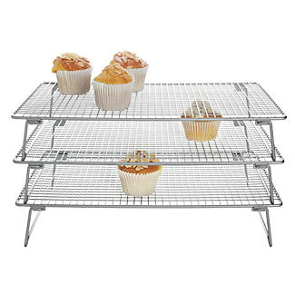 3-Tier Cooling Rack