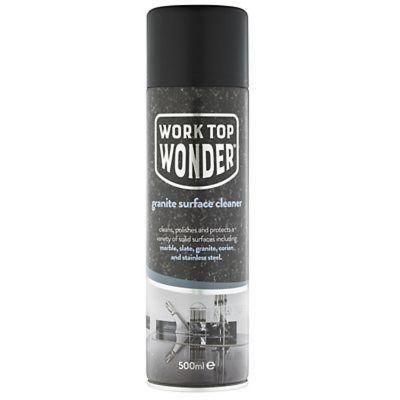 Worktop Wonder Hard Surface Cleaner Spray 500ml Lakeland