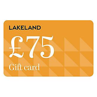 £75 Lakeland Gift Card