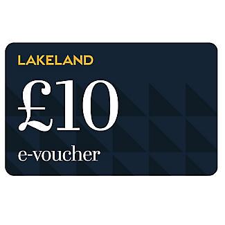 £10 Lakeland e-voucher