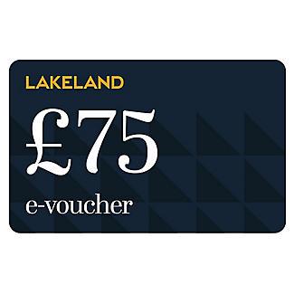 £75 Lakeland e-Voucher