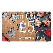 £5 Christmas Gift Card