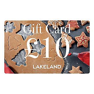 £10 Christmas Gift Card