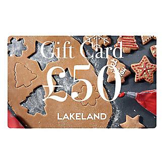 £50 Christmas Gift Card