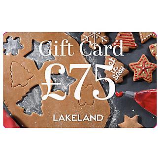 £75 Christmas Gift Card