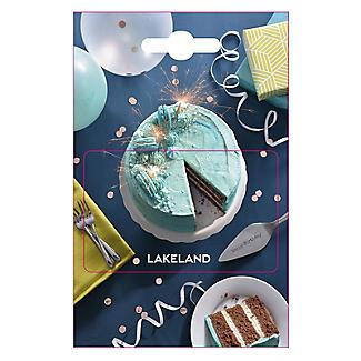 £5 Lakeland Happy Birthday Gift Card alt image 2