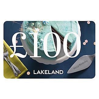 £100 Birthday Gift Card