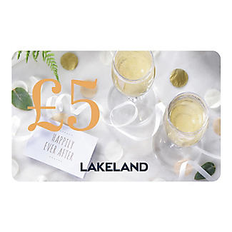 £5 Lakeland Happily Ever After Gift Card