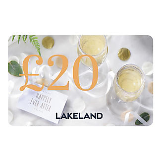 £20 Lakeland Happily Ever After Gift Card