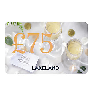£75 Lakeland Happily Ever After Gift Card