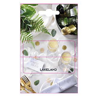 £75 Lakeland Happily Ever After Gift Card alt image 2