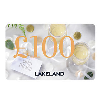 £100 Lakeland Happily Ever After Gift Card