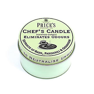 Prices Odour Eliminating Chefs Candle