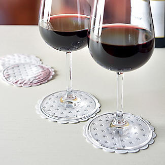 200 Soak Up Disposable Paper Drinks Coasters  alt image 2