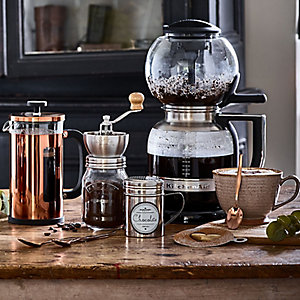 a selection of coffee machines