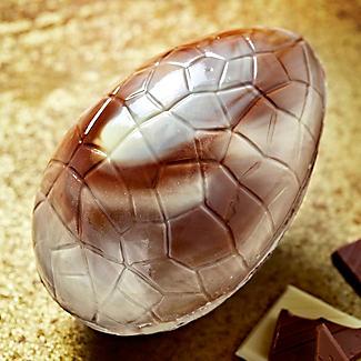 Home-made Easter egg