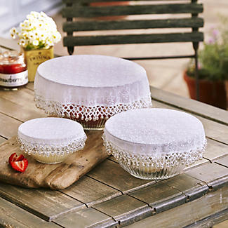 Beaded Food Covers