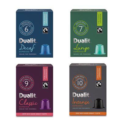 Dualit&174 NX&174 Coffee Capsules