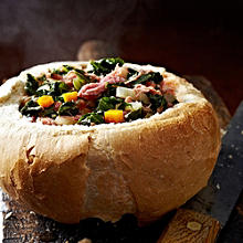 Ribollita-Suppe