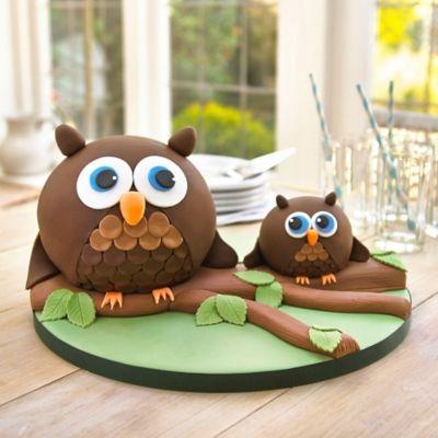 Owlcake Cake Recipes Lakeland