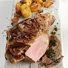 Traditional Roast Lamb